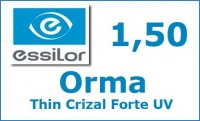 Orma Thin Crizal Forte UV