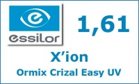 X'ion Ormix Crizal Easy UV
