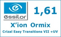 X'ion Orma Crizal Easy Transitions VII+ UV