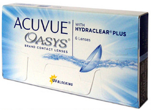 Acuvue OASYS with HYDRACLEAR Plus (6 линз)