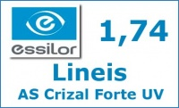 Lineis AS Crizal Forte UV